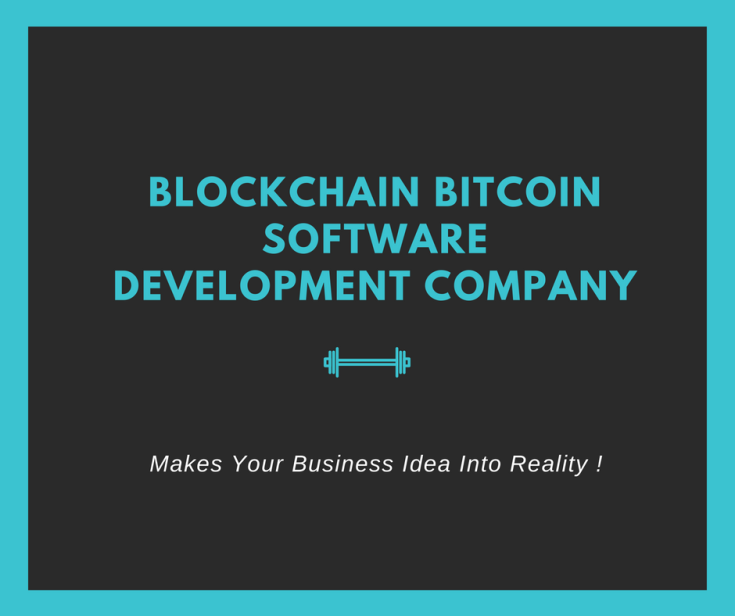 Blockchain Bitcoin Software development company